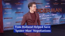 We Have Tom Holland To Thank For The Spider-Man Fix