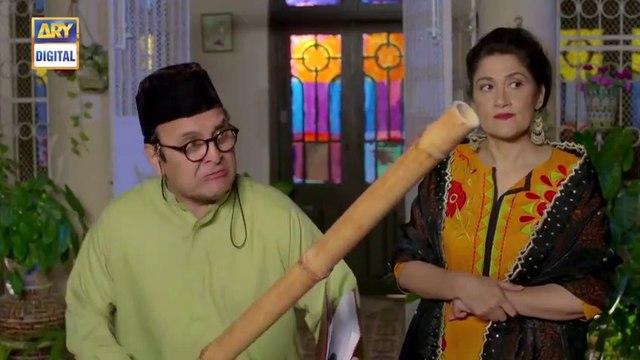 Barfi Laddu Episode 19 - 3rd Oct 2019 - ARY Digital Drama