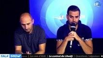 Talk Show du 10/03, partie 5 : la carotte du contrat pro pour Lihadji
