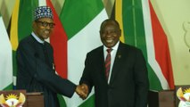 South Africa, Nigeria mend relations, agree trade deals
