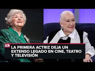 Beatriz Aguirre falleció a los 94 años