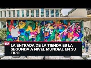 Apple Antara: la primera flagship de México