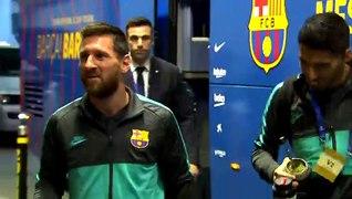 Lionel Messi comeback against Vorussia Dortmund 2019 HD 1080