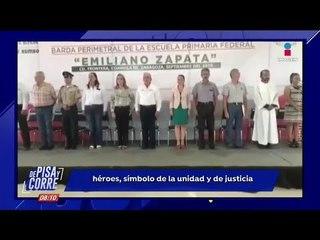 De Juramento a la Bandera a Padre Nuestro en Coahuila | De Pisa y Corre