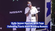 Kylie Jenner Is Hanging Out With Tyga Again