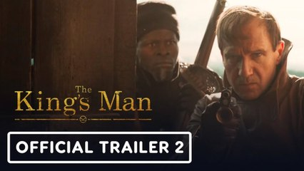 The King's Man Trailer 2