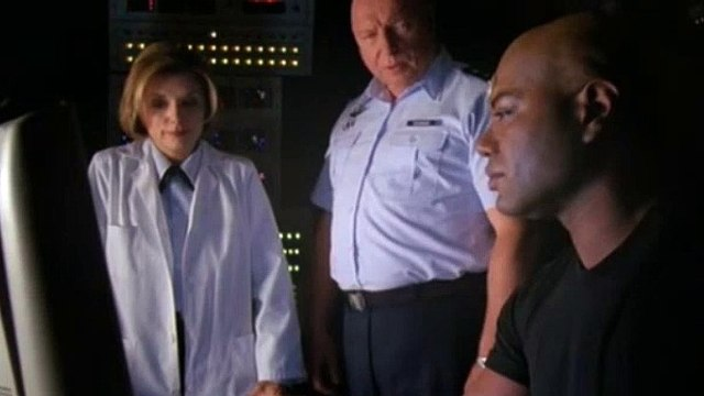 Stargate SG Season 7 Episode 6 Lifeboat