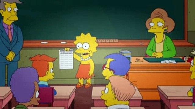 The Simpsons Season 25 Episode 4 - Yolo