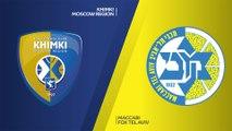 Khimki Moscow region - Maccabi FOX Tel Aviv Highlights | Turkish Airlines EuroLeague, Regular Season Round 1