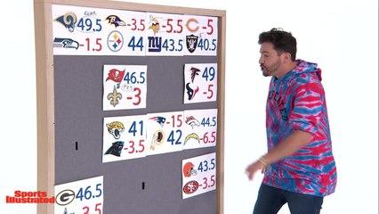 Breaking Down The NFL Week 5 Betting Lines