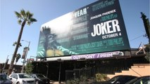 "Security On High Alert As ""Joker"" Hits Theaters"