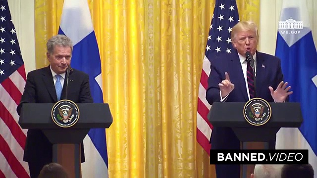 Trump Unloads On Deep State And Fake News Media During Epic Press Conference