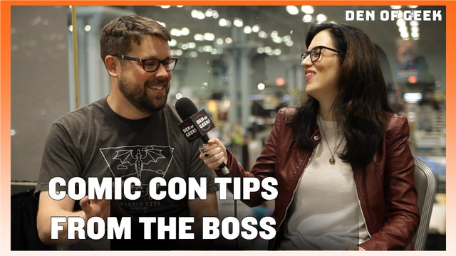 NYCC (2019) - Mike Armstrong Interview