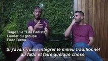 """Electrique et engagé, le """"Fado Queer"""" bouscule la tradition au Portugal"""