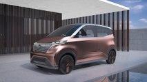 Nissan IMK Concept car CGI Design Preview