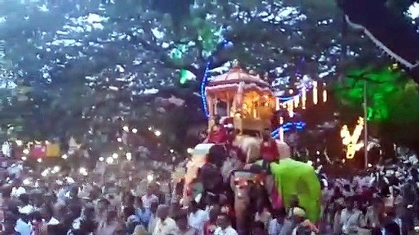 Mysore Chamundeshwari Dasara