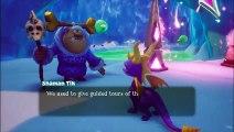 Spyro Reignited Trilogy (PC), Spyro 2 Ripto Rage Playthrough Part 11 Crystal Glacier