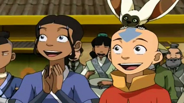 Avatar: The Last Airbender S01E14 The Fortuneteller - The Last Airbender S01E14
