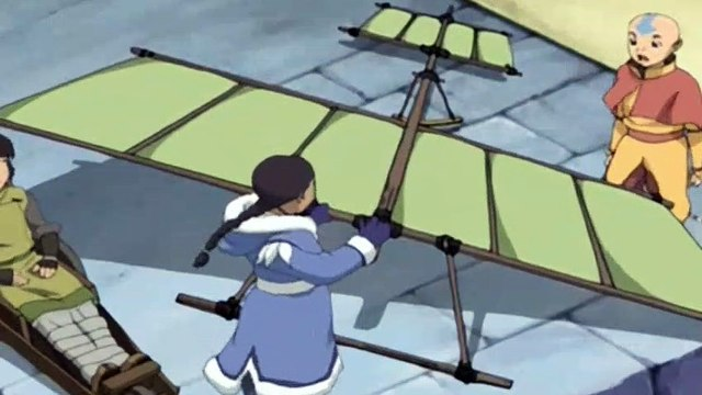 Avatar: The Last Airbender S01E17 The Northern Air Temple - The Last Airbender S01E17