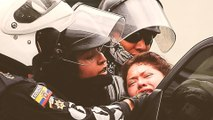 Ecuador declares state of emergency as fuel protests block roads