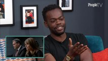 William Jackson Harper Left It All on the Set Of 'Law & Order: Criminal Intent', and He's Not Talking About His Acting