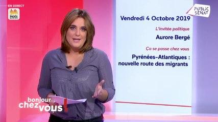Guillaume Gontard - Public Sénat vendredi 4 octobre 2019