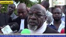 Bouaké/ Affaire découverte d'armes: Le Vice-président du PDCI-RDA condamné à 5 ans de prison ferme