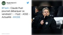 AS Saint-Etienne : Claude Puel va remplacer Ghislain Printant sur le banc des Verts