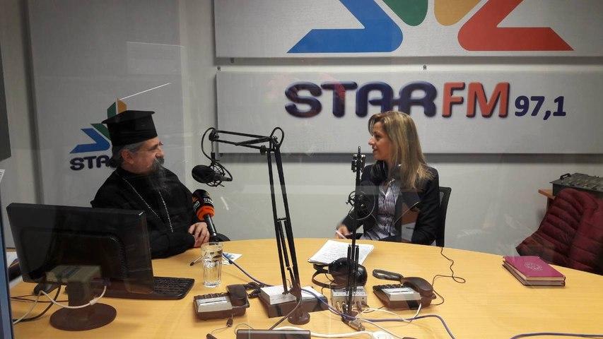 04-10-2019 Μητροπολίτης Καρπενησίου κ.κ ΓΕΩΡΓΙΟΣ