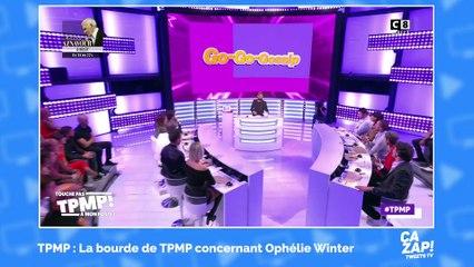 TPMP : La bourde de TPMP concernant Ophélie Winter