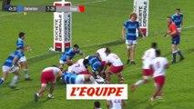 Comprendre le rugby, il ne supporte pas le poids de son corps - Rugby - Mondial