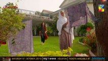 Main Khwab Bunti Hon Episode #60 HUM TV Drama 3 October 2019