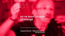 France - Tonga : L'avant-match vu par Jacques Brunel et Charles Ollivan