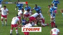Comprendre le rugby, l'assistant plaqueur en faute - Rugby - Mondial