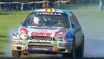VÍDEO: Estos son los mejores momentos en la historia del Rally de Gales