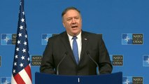 Pompeo visit to Republic of North Macedonia seen as important sign of US Balkan re-engagement