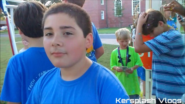 Noe Gets dunked! - Vlog #14