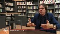 PMA : pour ou contre, duel de philosophes entre Raphaël Enthoven et Pierre Le Coz