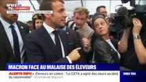 Incendie de l'usine Lubrizol: Emmanuel Macron assure qu'il se rendra à Rouen