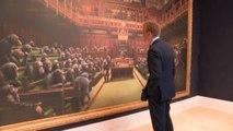 Asta record a Londra: 11,1 milioni di euro per dipinto di Banksy