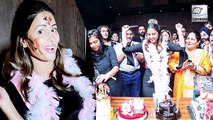 Hina Khan CELEBRATE Her BIRTHDAY With Erica Fernandes And Rocky Jaiswal