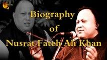 Legend Nusrat Fateh Ali Khan I Biography I Life Story I HD Video