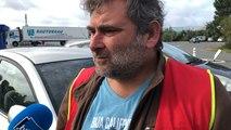 Débrayage des salariés de Michelin à La Roche sur Yon