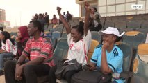 First ever women's football league kicks off in Khartoum with 2-2 draw
