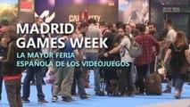 Madrid Games Week, la mayor feria española de los videojuegos