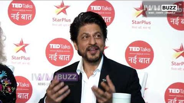 Ted Talks Nayi Baat with the King of Bollywood Shahrukh Khan