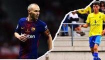 يورو بيبرز: برشلونة يجد انييستا جديد