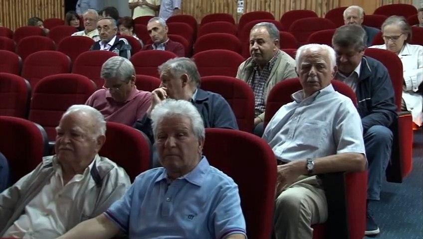 Με μεγάλη επιτυχία και συμμετοχή η ενημερωτική εκδήλωση  για τον καρκίνο του προστάτη στο Καρπενήσι