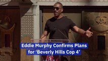 Eddie Murphy Is Working On A Classic