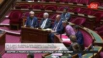 Dérèglement climatique : le débat du sénat - Les matins du Sénat (03/10/2019)